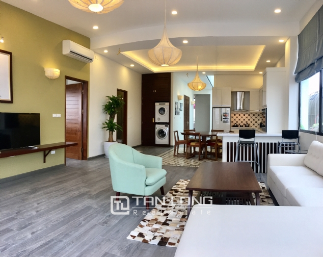 Nice apartment for rent in To Ngoc Van street, Quang An ward, Tay Ho district, Hanoi 1