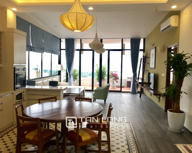 Nice apartment for rent in To Ngoc Van street, Quang An ward, Tay Ho district, Hanoi 7