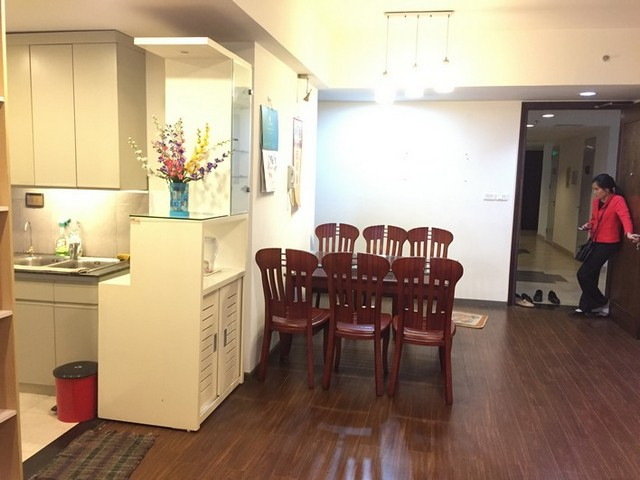 Nice apartment  in Ecopark urban area, Long Bien district, Hanoi for rent