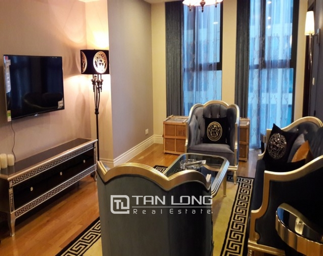 Nice apartment in Hoang Thanh building for rent. 1