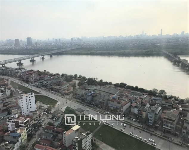 Nice apartment in Mipec Long Bien, Hanoi for rent 4