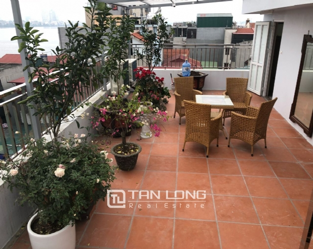 Nice apartment with 1 bedroom in Yen Hoa for rent! 7