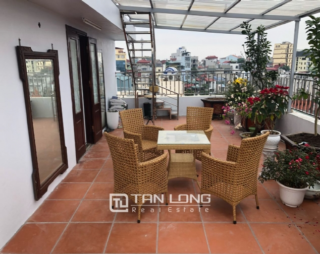 Nice apartment with 1 bedroom in Yen Hoa for rent! 8