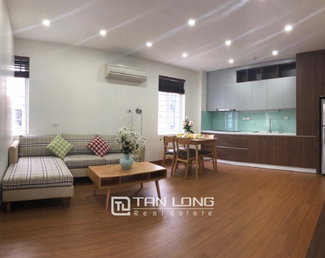 Nice apartment with 1 bedroom in Yen Hoa for rent! 1