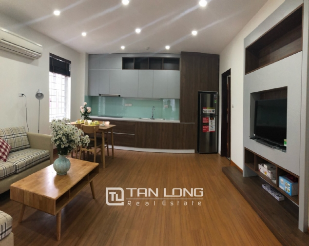 Nice apartment with 1 bedroom in Yen Hoa for rent! 2