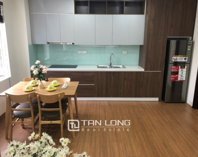 Nice apartment with 1 bedroom in Yen Hoa for rent! 3