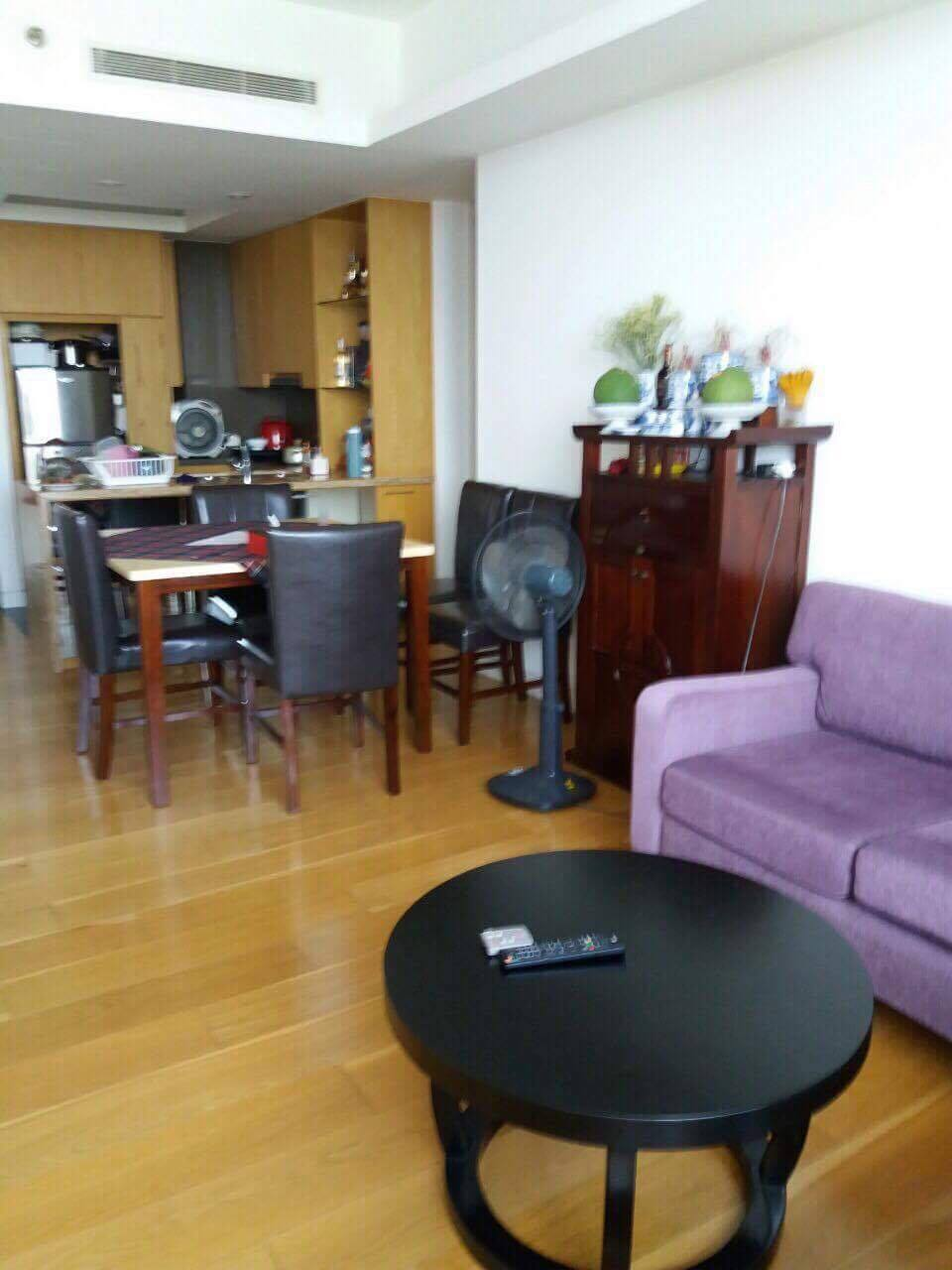 Nice apartments for lease in Xuan Thuy Street, Cau Giay District, Hanoi.