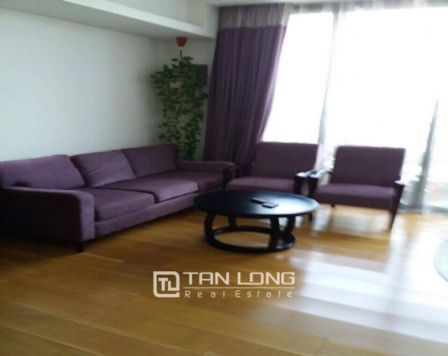 Nice apartments for lease in Xuan Thuy Street, Cau Giay District, Hanoi. 3