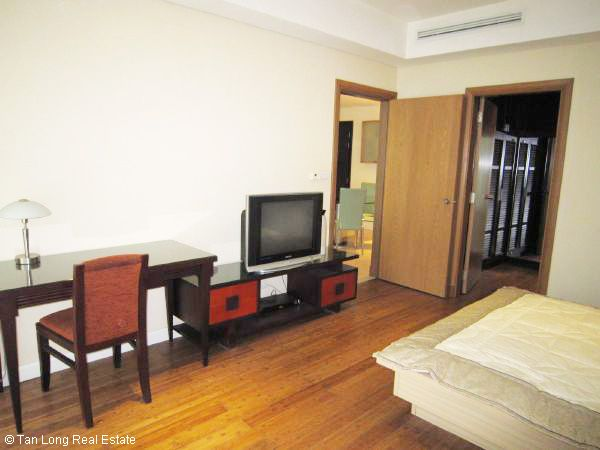 Nice decorated 2 bedroom apartment at central city for lease in Pacific Tower, Ly Thuong Kiet street, Hoan Kiem district, Hanoi. 7