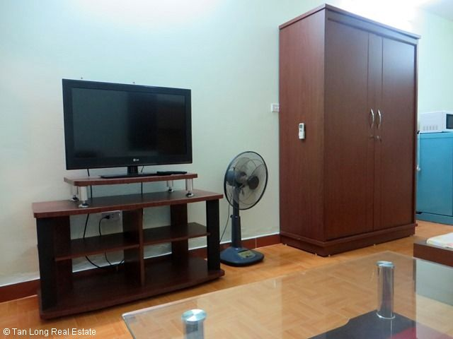 Nice furnished studio apartment for rent in Ngoc Lam, Long Bien, Hanoi 5