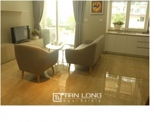 Nice Golden Westlake apartment for lease in Tay Ho district 2