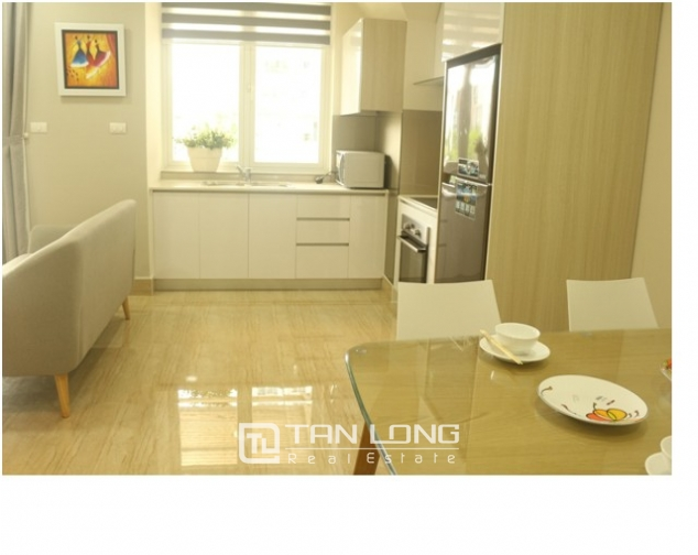 Nice Golden Westlake apartment for lease in Tay Ho district 3