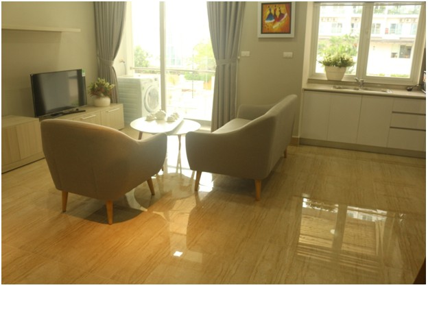 Nice Golden Westlake apartment for lease in Tay Ho district