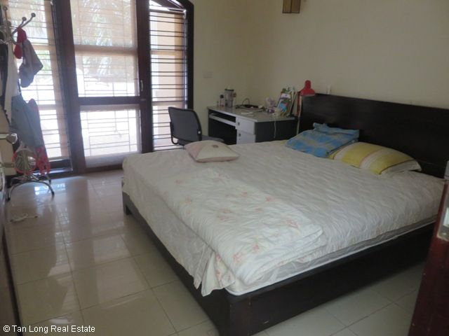 Nice house for lease in C1 Block, Ciputra, Tay Ho, Hanoi 5
