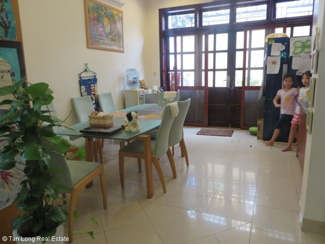 Nice house for lease in C1 Block, Ciputra, Tay Ho, Hanoi 1