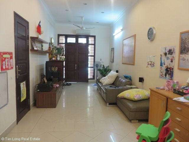 Nice house for lease in C1 Block, Ciputra, Tay Ho, Hanoi 4