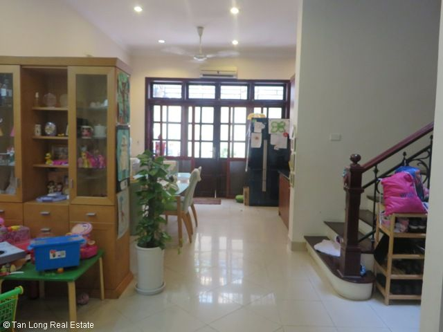 Nice house for lease in C1 Block, Ciputra, Tay Ho, Hanoi 6