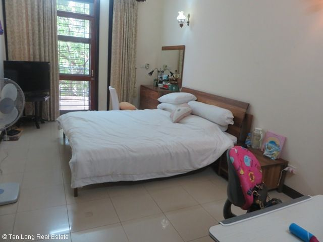 Nice house for lease in C1 Block, Ciputra, Tay Ho, Hanoi 10