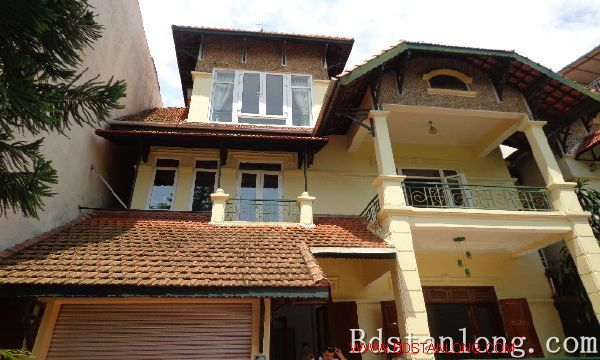Nice house for lease in To Ngoc Van street, Tay Ho dist, Hanoi 1