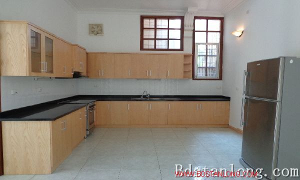 Nice house for lease in To Ngoc Van street, Tay Ho dist, Hanoi 5