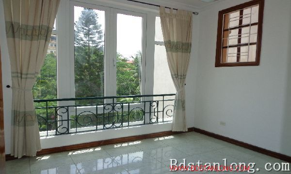 Nice house for lease in To Ngoc Van street, Tay Ho dist, Hanoi 8