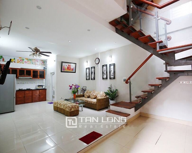 Nice house for rent in Dang Thai Mai street, Tay Ho district, Hanoi 2