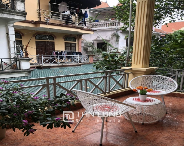 Nice house for rent in Dang Thai Mai street, Tay Ho district! 6