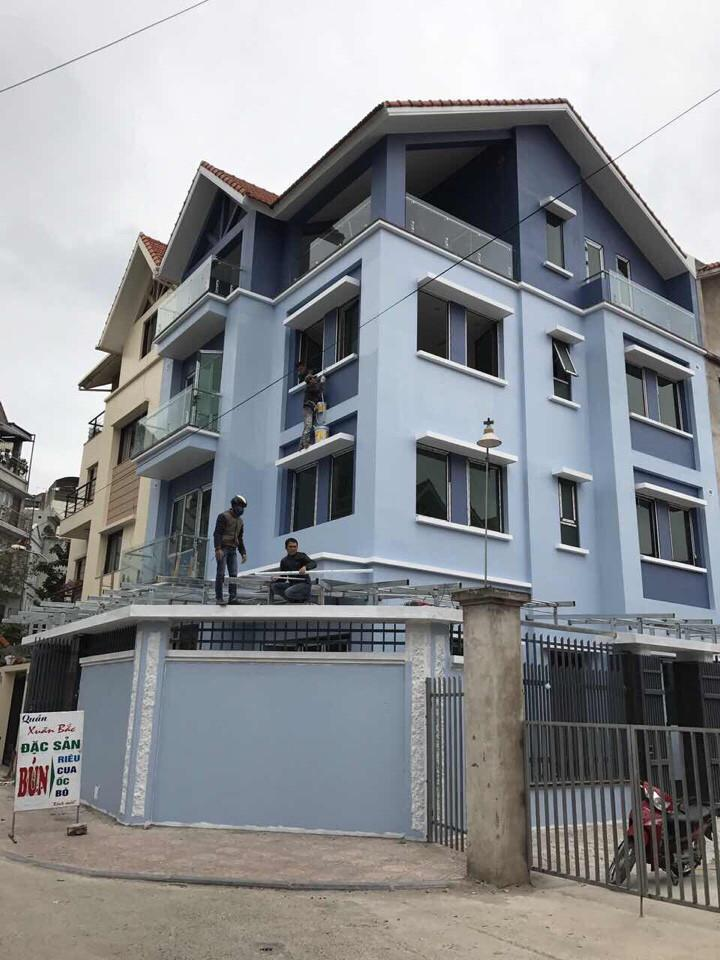 Nice house for rent in Do Duc Duc Street, Me Tri Ward, Nam Tu Liem District, Hanoi