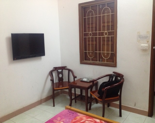 Nice house for rent in Hoang Quoc Viet Street 4