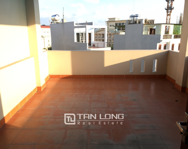Nice house for rent in Lac Long Quan street, Tay Ho district, Hanoi. 7