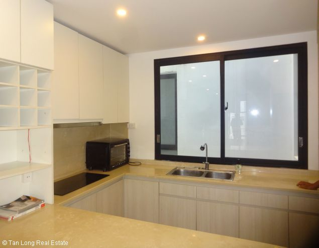 Nice house for rent in Xuan Dieu street, Tay Ho district, $1100 5