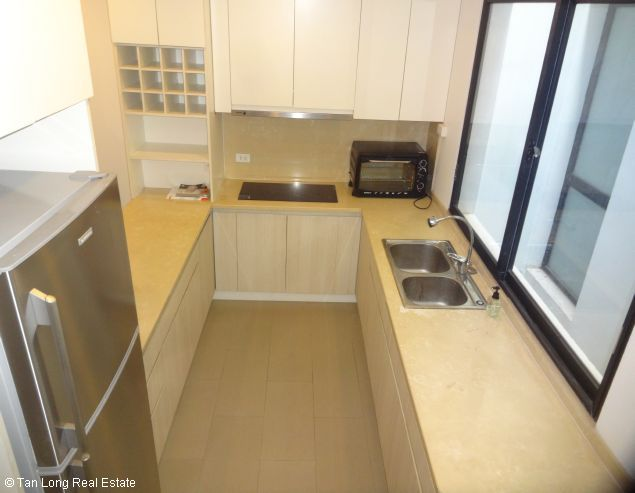 Nice house for rent in Xuan Dieu street, Tay Ho district, $1100 6