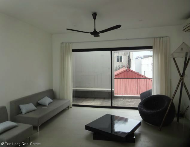Nice house for rent in Xuan Dieu street, Tay Ho district, $1100 10
