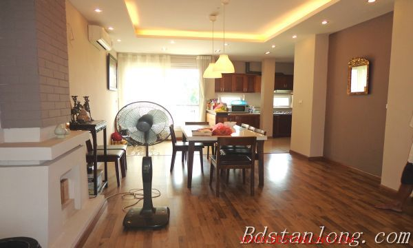 Nice house for rent in Xuan Dieu street, Westlake Hanoi 8