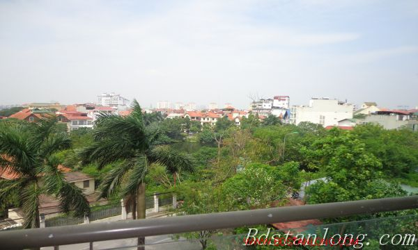 Nice house for rent in Xuan Dieu street, Westlake Hanoi 9