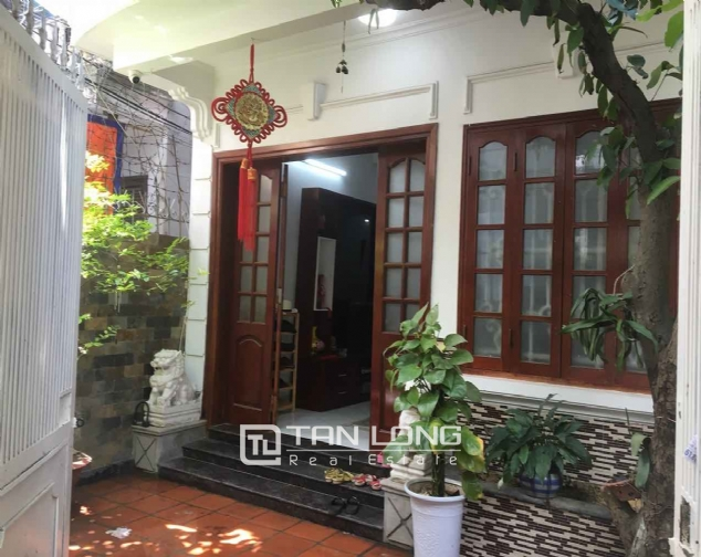 Nice house in Doan Ke Thien street, Cau Giay district, Hanoi for rent 4
