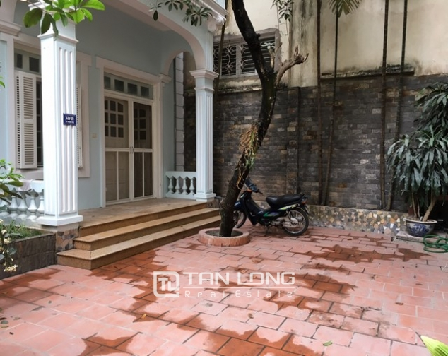 Nice house in To Ngoc Van street, Tay Ho district, Hanoi for lease 2