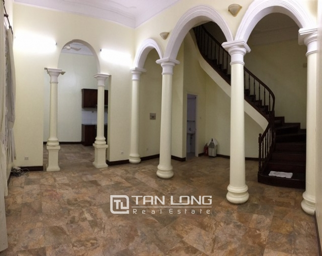 Nice house in To Ngoc Van street, Tay Ho district, Hanoi for lease 5