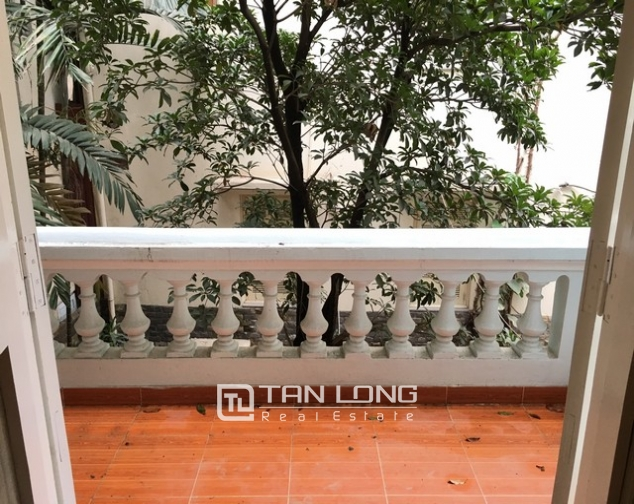 Nice house in To Ngoc Van street, Tay Ho district, Hanoi for lease 7