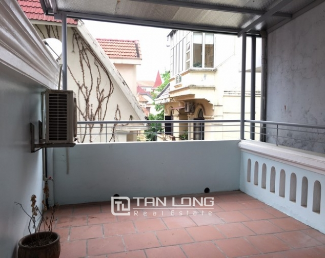 Nice house in To Ngoc Van street, Tay Ho district, Hanoi for lease 8
