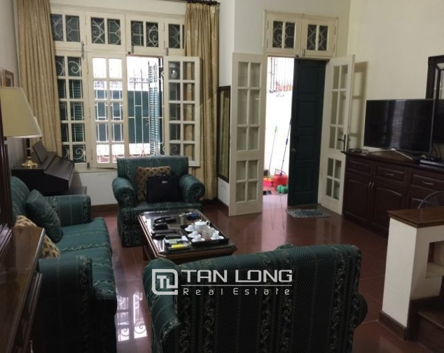 Nice  house in Vong Thi, Tay Ho district, Hanoi for rent 3