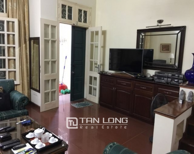 Nice  house in Vong Thi, Tay Ho district, Hanoi for rent 4