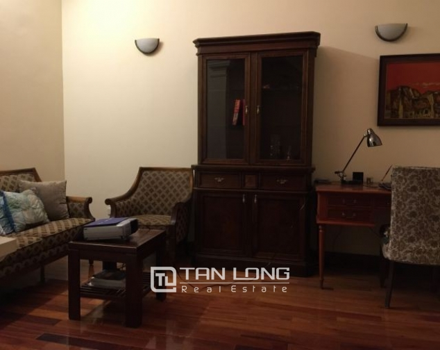 Nice  house in Vong Thi, Tay Ho district, Hanoi for rent 5