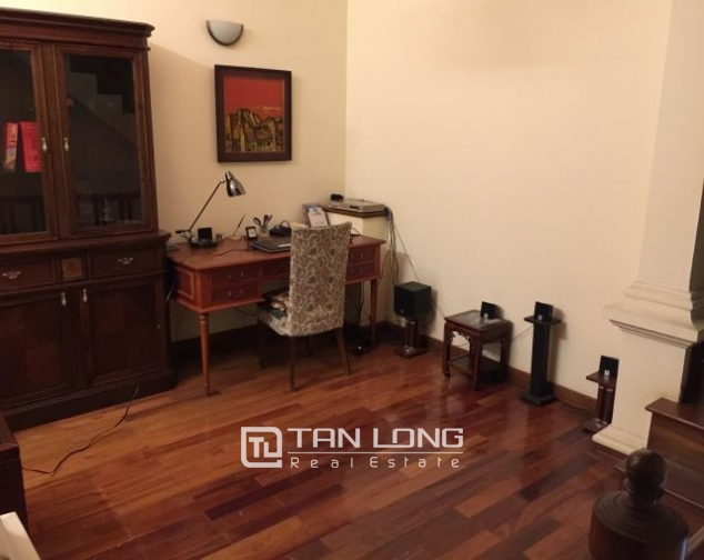 Nice  house in Vong Thi, Tay Ho district, Hanoi for rent 6