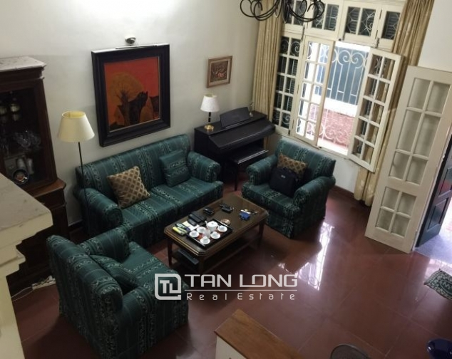 Nice  house in Vong Thi, Tay Ho district, Hanoi for rent 7