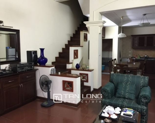 Nice  house in Vong Thi, Tay Ho district, Hanoi for rent 9