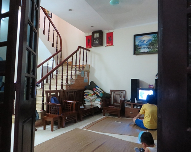 Nice house with 4 storeys for lease in Ho Ba Mau, Hoan Kiem district, Hanoi 3