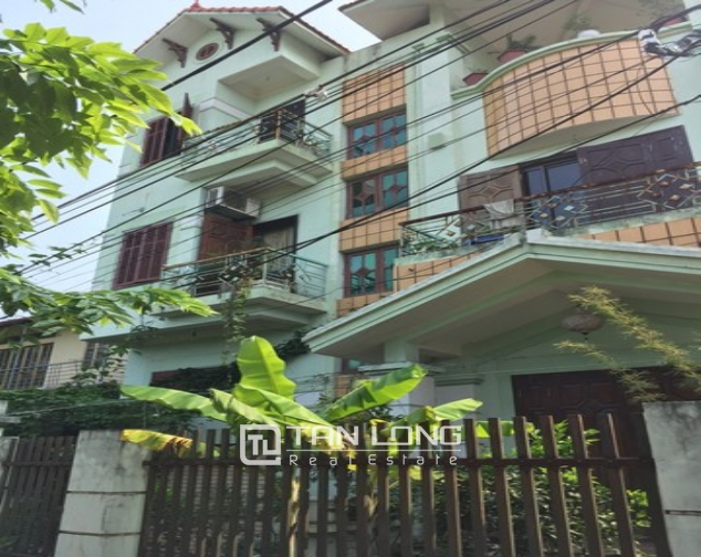 Nice house with full-furniturre for lease in  Ngoc Thuy street, Long Bien district 1