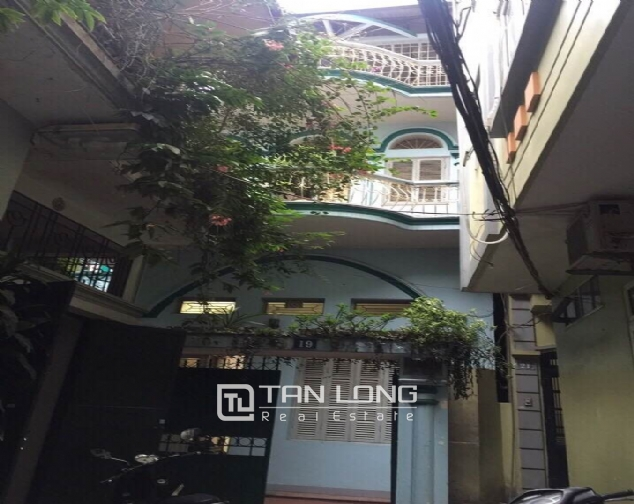 Nice house with spacious court yard and balcony for sale in Kim Ma, Ba Dinh district 1
