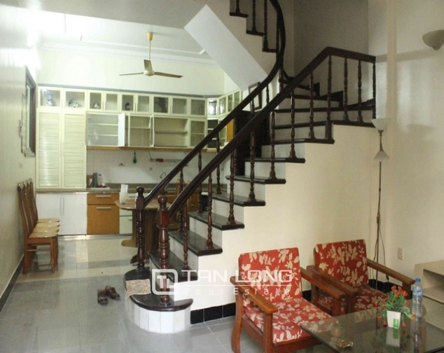 Nice houses for rent in Tran Phu, Ba Dinh district, Hanoi for rent 2